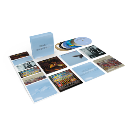 The Studio Albums 1996 - 2007 (6CD Boxset) by Mark Knopfler - Box set - shop now at uDiscover store