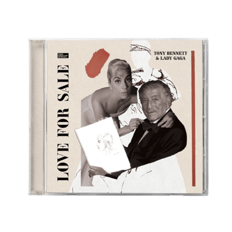 Love For Sale (Standard CD) by Tony Bennett & Lady Gaga - CD - shop now at uDiscover store