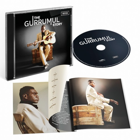 The Gurrumul Story by Gurrumul - CD - shop now at uDiscover store