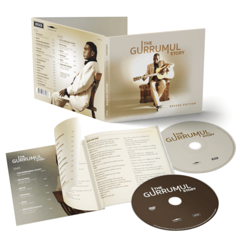 The Gurrumul Story (Limited Edition CD+DVD) by Gurrumul - CD+DVD - shop now at uDiscover store