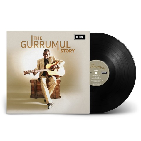 The Gurrumul Story by Gurrumul - lp - shop now at uDiscover store
