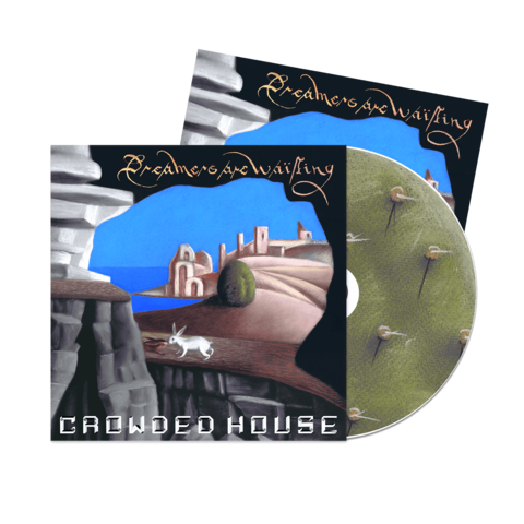 √Dreamers Are Waiting (CD + Signed Art Card) von Crowded House - CD + Signed Art Card jetzt im uDiscover Shop