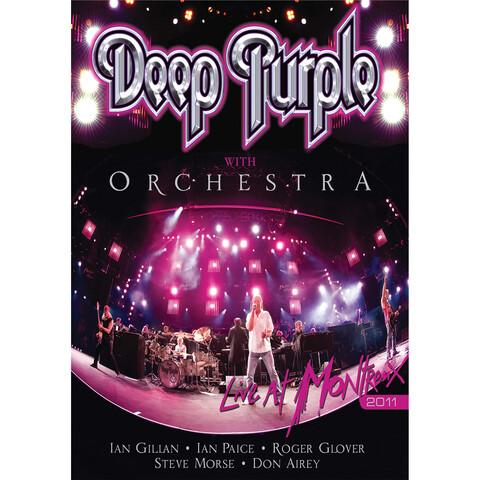 Live At Montreux 2011 (2CD+DVD) von Deep Purple - 2CD+DVD jetzt im uDiscover Shop