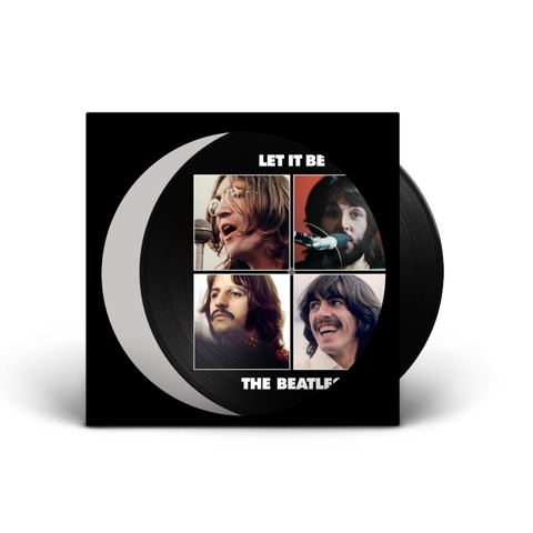 Let It Be (Special Edition) (Limited 1LP Picture Disc) by The Beatles - Picture LP - shop now at uDiscover store