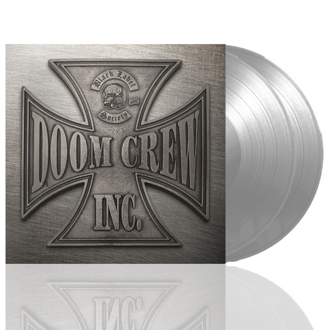 Doom Crew Inc. (Limited Solid Silver 2LP) by Black Label Society - 2LP - shop now at uDiscover store
