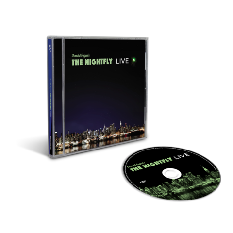 √Donald Fagen's The Nightfly Live von Donald Fagen - CD jetzt im uDiscover Shop