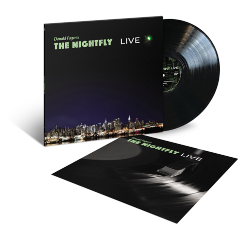 Donald Fagen's The Nighfly Live by Donald Fagen - lp - shop now at uDiscover store