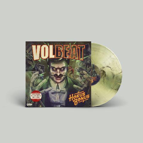 √Hokus Bonus (Ltd. Coloured LP - EU Version) von Volbeat - lp jetzt im uDiscover Shop