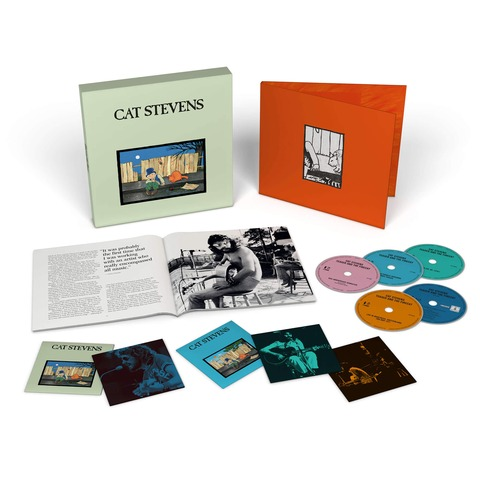 Teaser and The Firecat by Yusuf / Cat Stevens - Super Deluxe Edition: CD Edition - shop now at uDiscover store