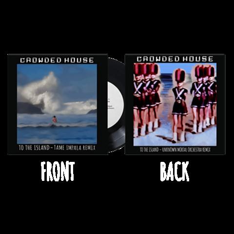 To The Island Remixes 7'' von Crowded House - 7'' Vinyl jetzt im uDiscover Shop