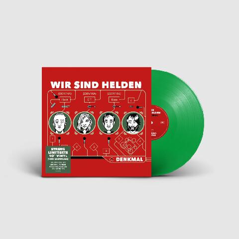 √Denkmal (Ltd. 10inch) von Wir Sind Helden -  jetzt im uDiscover Shop