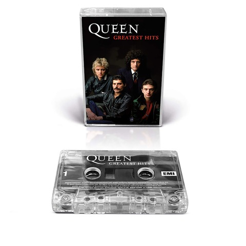 Greatest Hits by Queen - MC - shop now at uDiscover store