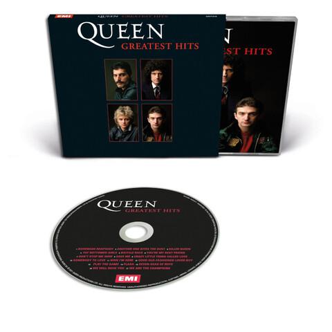 √Greatest Hits von Queen - CD jetzt im uDiscover Shop