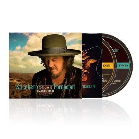 √D.O.C. Inacustico von Zucchero - 2CD jetzt im uDiscover Shop