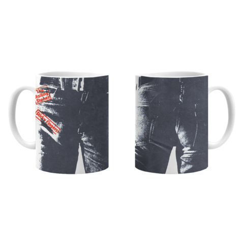 Sticky Fingers by The Rolling Stones - mug - shop now at uDiscover store