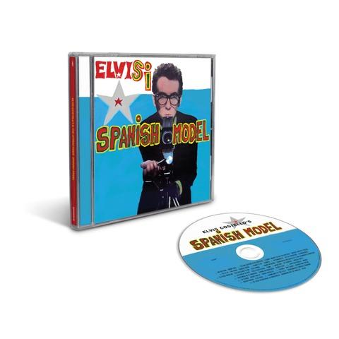 √Spanish Model von Elvis Costello & The Attractions - CD jetzt im uDiscover Shop