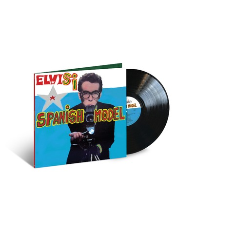 Spanish Model (LP) by Elvis Costello & The Attractions - lp - shop now at uDiscover store