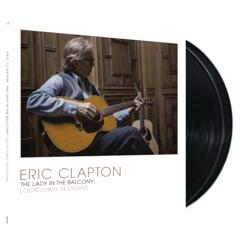 The Lady In The Balcony: Lockdown Sessions by Eric Clapton - Ltd. 2LP - shop now at uDiscover store
