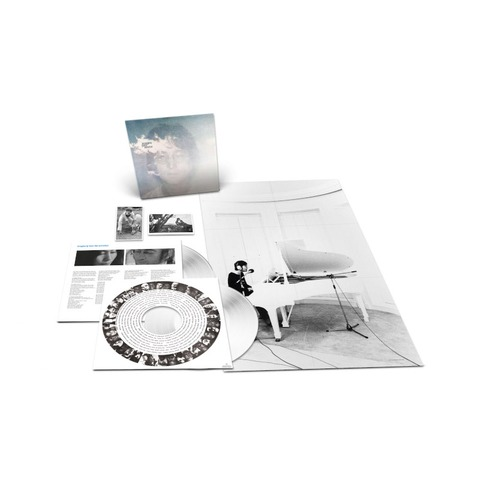 Imagine (Exclusive Limited Edition White Vinyl) by John Lennon - 2LP - shop now at uDiscover store