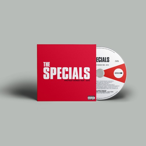 Protest Songs 1924 - 2012 (Deluxe CD) by The Specials - CD - shop now at uDiscover store