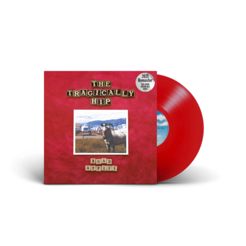 Road Apples (30th Anniversary) by The Tragically Hip - Ltd. Colored LP - shop now at uDiscover store