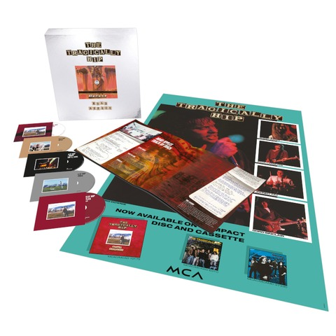 Road Apples (30th Anniversary) by The Tragically Hip - Ltd. Boxset 4CD + BluRay - shop now at uDiscover store