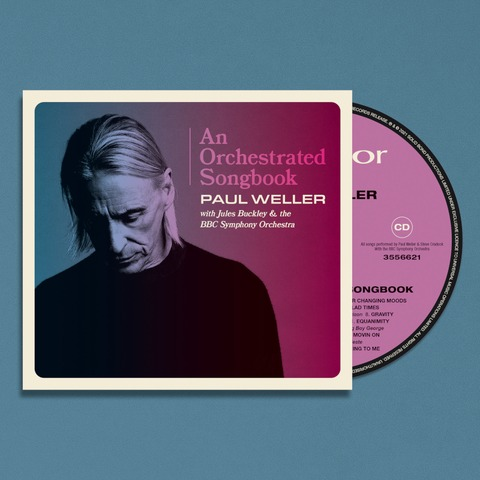 An Orchestrated Songbook by Paul Weller - CD - shop now at uDiscover store