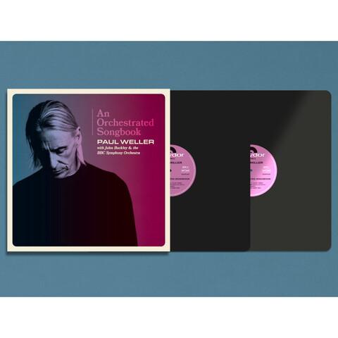 √An Orchestrated Songbook (2LP) von Paul Weller - 2LP jetzt im uDiscover Shop