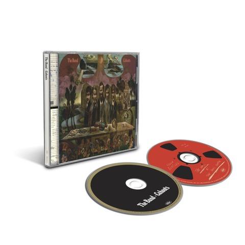 Cahoots - 50th Anniversary von The Band - 2CD jetzt im uDiscover Store