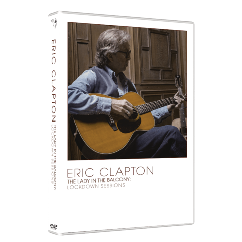The Lady In The Balcony: Lockdown Sessions by Eric Clapton - Ltd. DVD - shop now at uDiscover store
