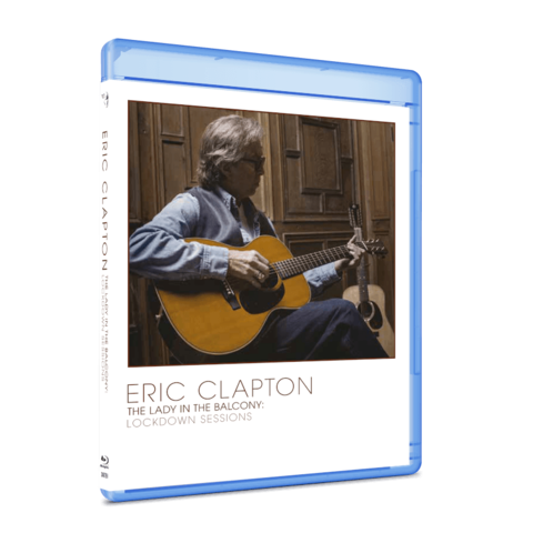 The Lady In The Balcony: Lockdown Sessions by Eric Clapton - Ltd. BluRay - shop now at uDiscover store