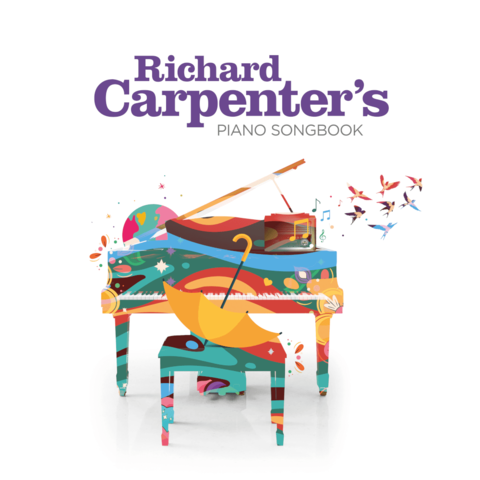 Richard Carpenters Piano Book by Richard Carpenter - lp - shop now at uDiscover store