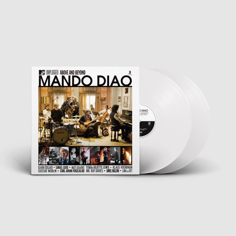 MTV Unplugged - Above And Beyond by Mando Diao - Ltd. Colored 2LP - shop now at uDiscover store