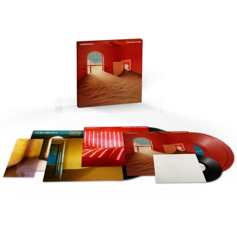 The Slow Rush (Ltd. Deluxe Boxset) by Tame Impala - Box set - shop now at uDiscover store