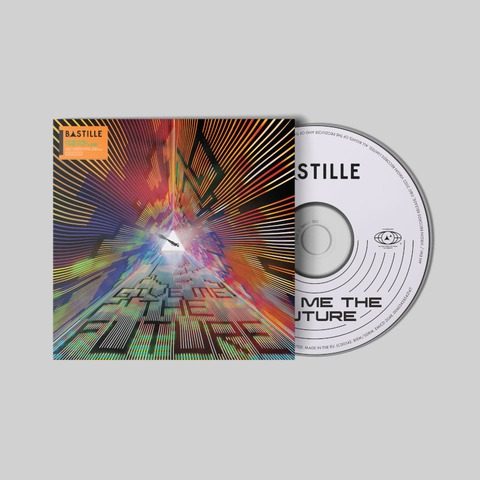 Give Me The Future von Bastille - CD jetzt im uDiscover Store