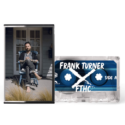 FTHC by Frank Turner - Standard Cassette 2 - shop now at uDiscover store