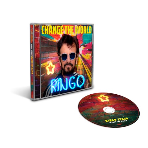 Change The World EP by Ringo Starr - CD - shop now at uDiscover store