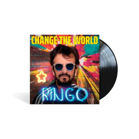"""Change The World (10"""" Vinyl EP) by Ringo Starr -  - shop now at uDiscover store"""
