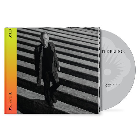 The Bridge by Sting - CD - shop now at uDiscover store
