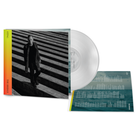 The Bridge (Exclusive Solid White Vinyl) by Sting - lp - shop now at uDiscover store