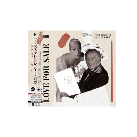 Love For Sale JAPAN HQ (MQA / UHQ) CD by Tony Bennett & Lady Gaga -  - shop now at uDiscover store