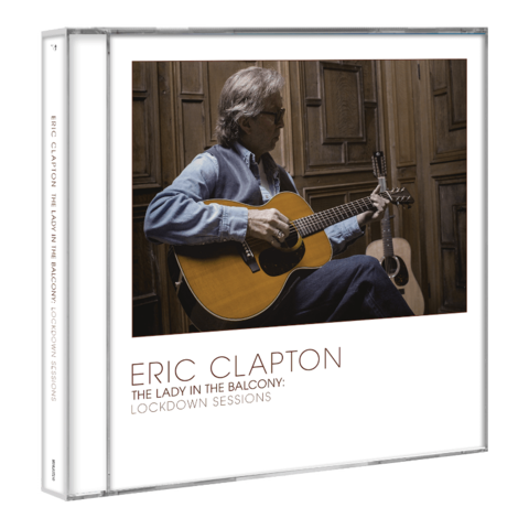 The Lady In The Balcony: Lockdown Sessions by Eric Clapton - Ltd. CD - shop now at uDiscover store