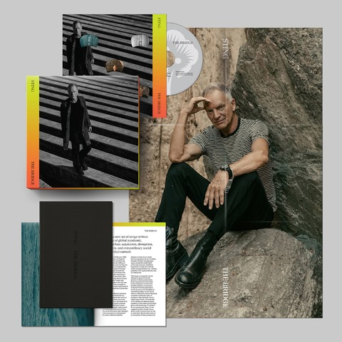 The Bridge by Sting - International Boxset - shop now at uDiscover store