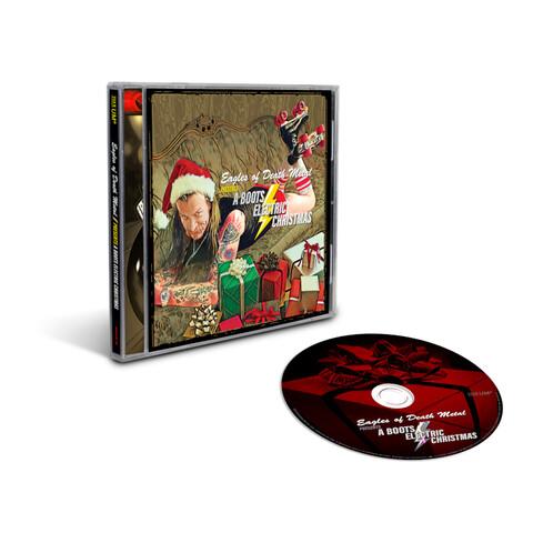Eagles Of Death Metal Presents A Boots Electric Christmas by Eagles of Death Metal - CD - shop now at uDiscover store