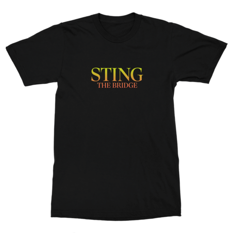 If it's love by Sting - t-shirt - shop now at uDiscover store