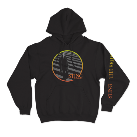 The Bridge by Sting - Hoodie - shop now at uDiscover store