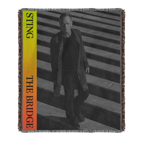 Harmony Road by Sting - Blanket - shop now at uDiscover store