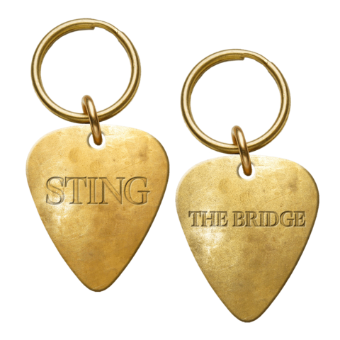 The Bridge by Sting - Keyring - shop now at uDiscover store