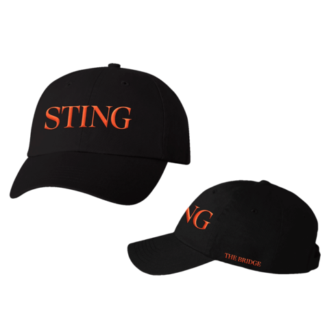 The Bridge by Sting - Hat - shop now at uDiscover store