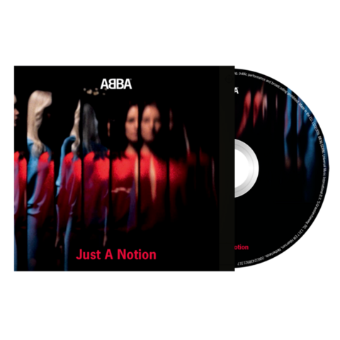 Just A Notion by ABBA - CD Single - shop now at uDiscover store
